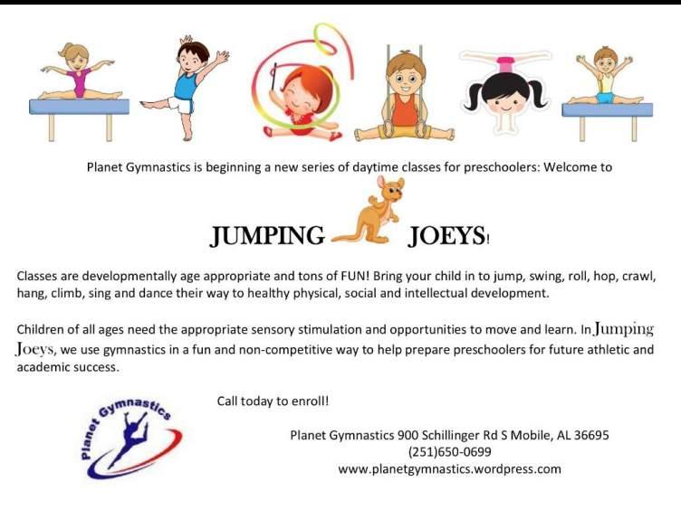 Jumpin Joeys