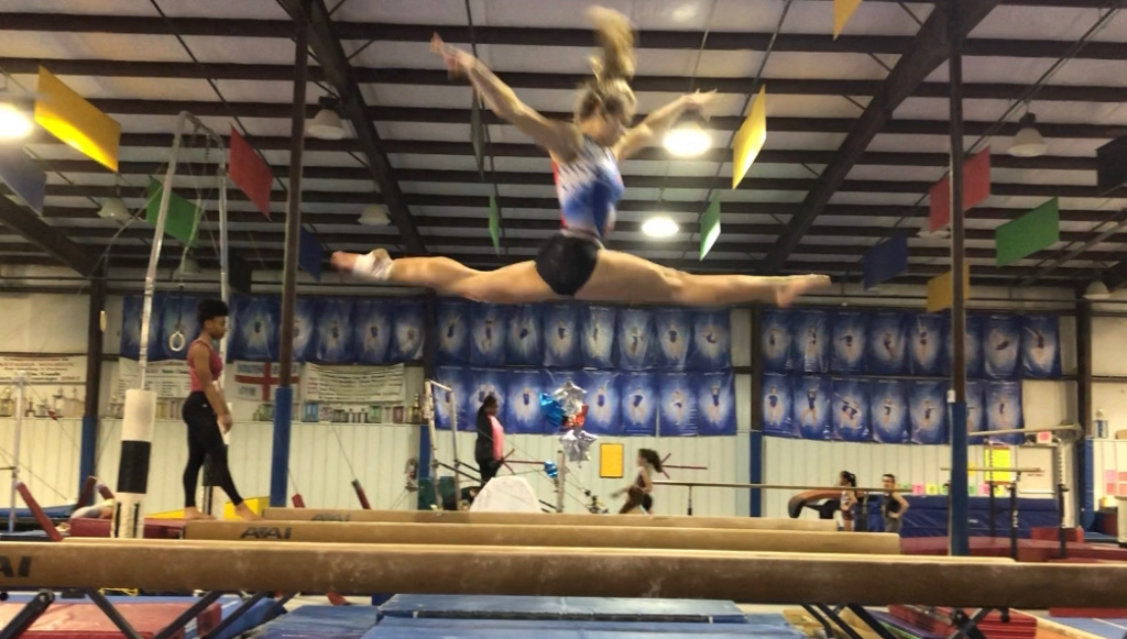 gymnastics in mobile AL