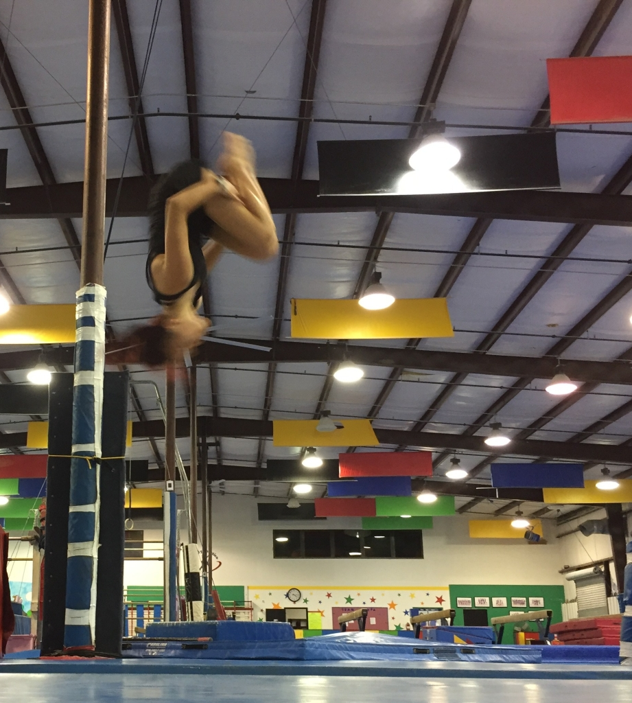 gymnastics cheer and tumbling